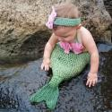 OMG! Cute Baby Mermaid