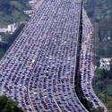 Longest Traffic Jam In The World