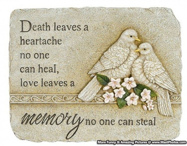 Love Leaves A Memory