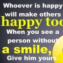 Quote On Smile – Share Your Smile With Everyone