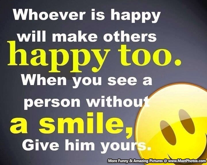 Quote On Smile Share Your Smile With Everyone