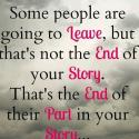 Some People Has To Leave You