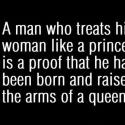 Treat Your Woman Like A Princess