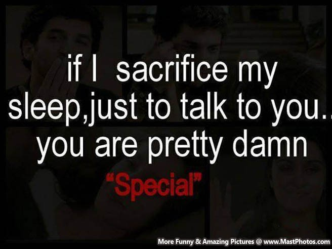 Your Are Very Special To Me