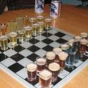 A Unique Chess Of Drinks