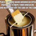 Painting Lifehack