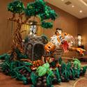 The Jungle Book Balloon Art By Jason Secoda